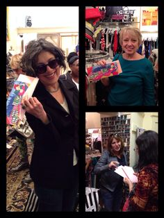 Thank you to all the ladies who came out last night! Noe Valley sure does know how to have a good time!