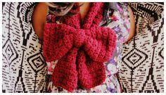 Tutorial: The Crochet Bow Lady Tie