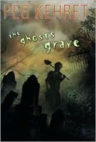 scari book, book covers, ghost grave