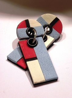 earrings by Orson's World, via Flickr