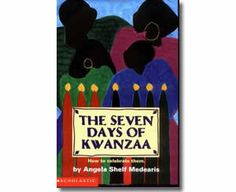 Seven Days Of Kwanzaa  Books For Kids
