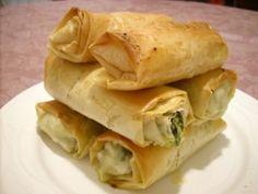 Albanian lakror rolls. Y-U-M-M-Y!