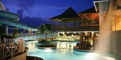 Pirate's Paradise Water Park!! Jamaica  #CheapCaribbean and #CCBucketList.
