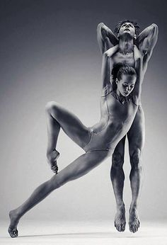 dancers strength in partnering #muscles #strength #power