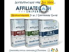 Affiliate Cash Snipers - Affiliate Marketing 3.0 Has Arrived! is a very recommended product. Click HERE for Discounted Price for Affiliate Cash Snipers - Affiliate Marketing 3.0 Has Arrived!: http://tinyurl.com/74ztyfk