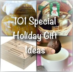 Holiday Gifts - Homemade