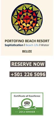 Portofino Resort - Belize