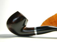 Wooden Tobacco Smoking pipe Watson Handmade Black by ArtyStore, $17.99
