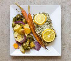Roasted Veggie Recipe