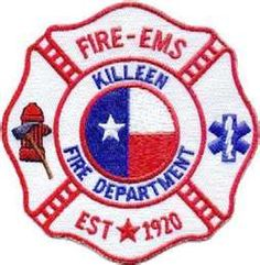 Killeen, Tx fire department
