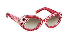 kusama yayoi + louis vuitton sunglasses