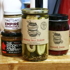 Love this tasty collection from iGourmet called A Taste of Brooklyn, $38, now featured on Fab.