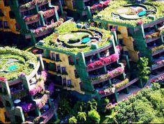 The Astounding Botanical Apartments Of Phuket, Thailand