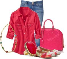 """""""Grab Bag"""" by hope-houston on Polyvore"""