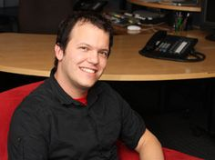 """""""It's one-on-one (experience), and it's amazing."""" ~ Chris Witt, 2003 Communication Arts graduate"""