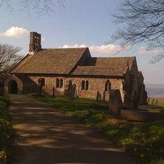 A church near Morecambe.