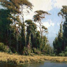artists, treesofirelandjpg 600600, artlandscap, plein air, paint, landscape art, en plein, air extrordinar, scott christensen