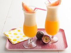 Repinned: Passion Fruit Hurricane #Recipe #FNGrilling #CookWithKohls