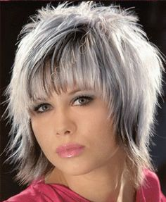 Best Highlights For Gray Hair | The solutions to adopt in dealing with ...