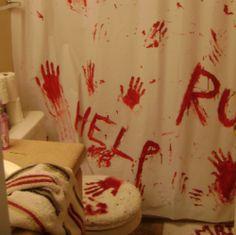 Bathroom decor more halloween parties decor ideas bathrooms decor