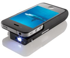 Pocket Projector Turns Your iPhone into a Portable Movie Theater