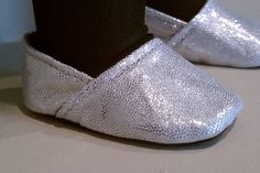 Glitter Shoes inspired by TOMS fits 18 American by ExquisDesignz, $6.00