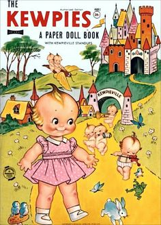 Paper Dolls~The Kewpies - Bonnie Jones - Picasa Web Albums