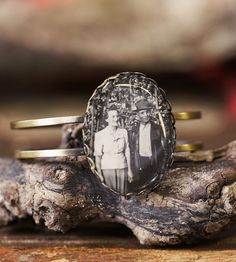 Heirloom Photo Bracelet Kit  ~ beautiful idea