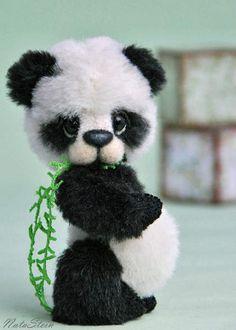Panda Bambo by NataStein