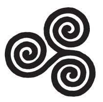 tattoo ideas, celtic symbols, tripl spiral, reincarnation symbol, a tattoo, reincarnation tattoo