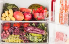 THESE are the biggest mistakes you're making when storing food in your fridge....