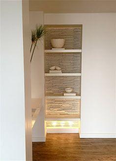 in kitchen in b... Ikea Floating Shelves Kitchen