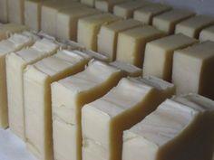 Very simple tea tree oil soap