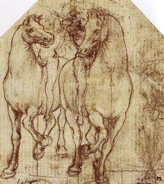 Da Vinci Horses