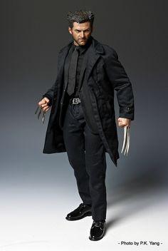 Wolverine by P.K. Yang