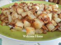 Welcome Home: ♥ Perfect Home Fries