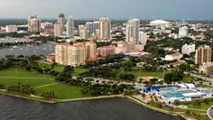 St. Petersburg, FL Waterfront