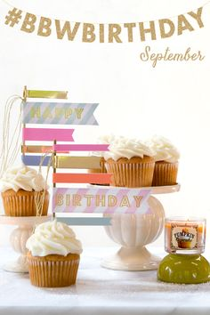 Hey September babies .... we baked for your birthday! #hbd #bbwbirthday