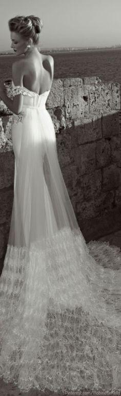 Zoog Brida off the shoulder wedding dress, so lovely