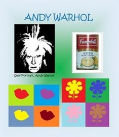 Free Andy Warhol lesson on patterns. This is way cool.