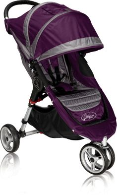 The best strollers for infants - Baby Jogger City Mini | #BabyCenter #pinittowinit