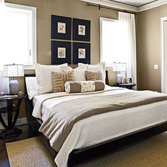 Master Bedrooms: Green Living < Master Bedroom Decorating Ideas - Southern Living Mobile