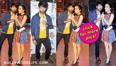 Are Shahid Kapoor and Shraddha Kapoor obsessed with a scene from Haider? View pics!  #ShahidKapoor