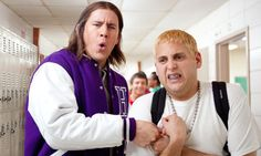 Channing Tatum's latest film, 21 Jump Street is a comedy about crime and two high school graduates become the police heroes of their minds.