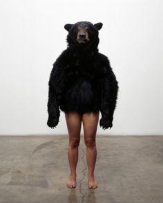 Girl Bear...