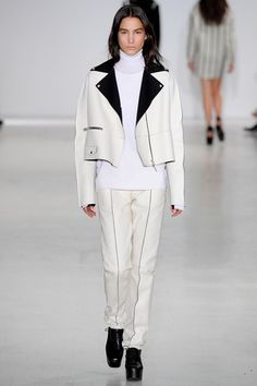 Costume National Fall 2014 Ready-to-Wear Collection Slideshow on Style.com