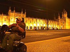 Visita al Monasterio de los Jerónimos en Lisboa, recorrido con silla de ruedasVisit the Jeronimos Monastery in Lisbon, Travel Wheelchair