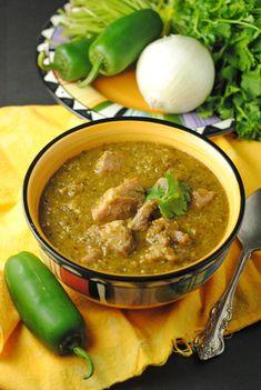 Chile Verde from @jen @ Juanita's Cocina