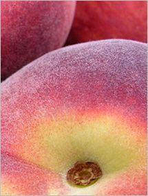 Learn how to select the perfect peach!