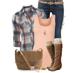 Pastel pink cowgirl